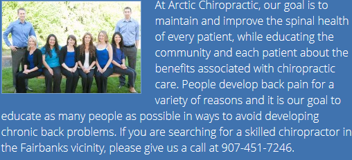 Chiropractor Fairbanks Downtown